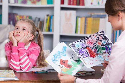 Дистанционное обучение Детский психолог