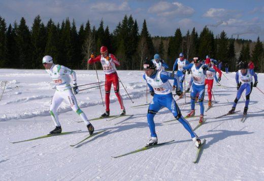 Тренер по лыжному спорту